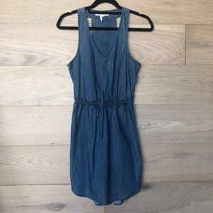 Bcbgeneration Chambray Dress